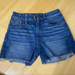 American eagle shorts 🖤 Size 0
